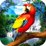 🐦 Wild Parrot Survival - jungle bird simulator! icon