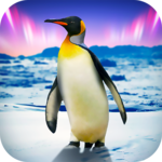 Penguin Family: Polar Bird Survival Simulator icon