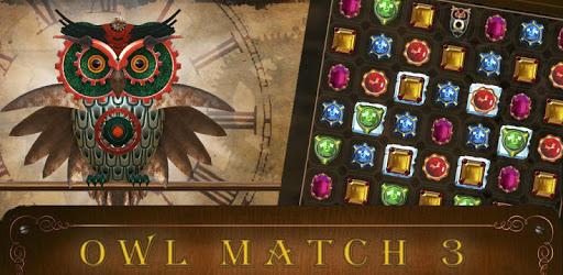 Owl Adventures: Match 3 pc screenshot