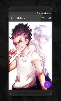 Anime Wallpaper APK screenshot 1
