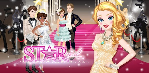 Star Girl - Fashion, Makeup & Dress Up pc screenshot