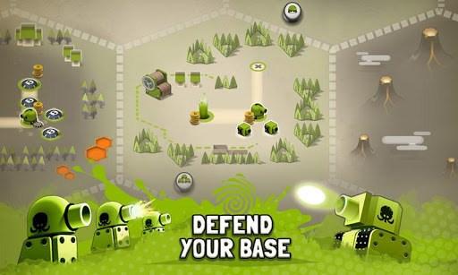 Tactile Wars APK screenshot 1