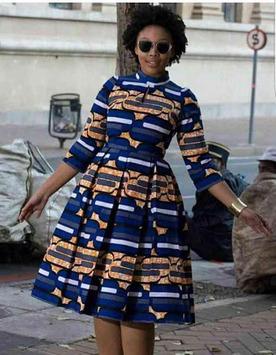 Ankara Fashion Outfit Ideas APK screenshot 1