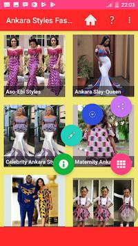 ANKARA STYLES FASHION 2018 APK screenshot 1