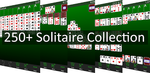 250+ Solitaire Collection pc screenshot