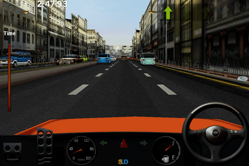 Dr. Driving APK screenshot 1