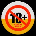 Porn & Ads blocker browser icon