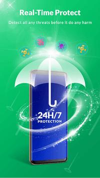 Antivirus & Virus Cleaner (Applock, Clean, Boost) APK screenshot 1