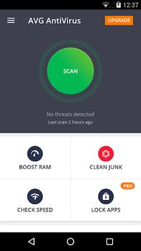 AVG AntiVirus 2019 for Android Security APK screenshot 1