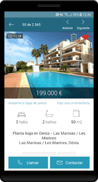 Fotocasa - Rent and sale APK screenshot 1