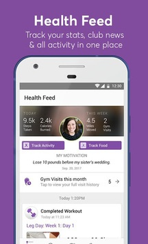 Anytime Fitness APK screenshot 1