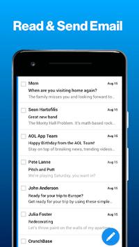 AOL - News, Mail & Video APK screenshot 1