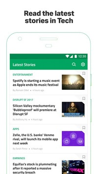 TechCrunch APK screenshot 1