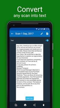 Scanner App for Me: Scan Documents to PDF APK screenshot 1