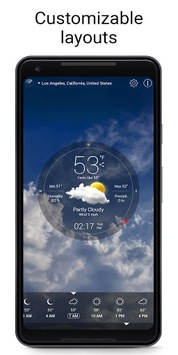 Weather Live APK screenshot 1