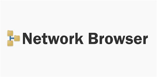 Network Browser pc screenshot