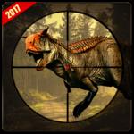 Real Dino Hunter - Jurassic Adventure Game icon