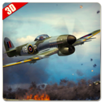Real Air Fighter Combat 2018 APK icon
