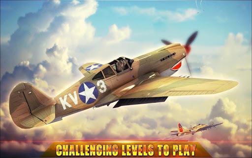 Real Air Fighter Combat 2018 APK screenshot 1