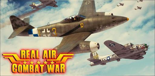 Real Air Combat War: Airfighters Game pc screenshot