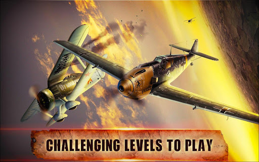 Real Air Combat War: Airfighters Game APK screenshot 1