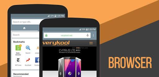 Infosonics Browser pc screenshot