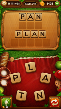 Szó Piknik - Word Snack APK screenshot 1