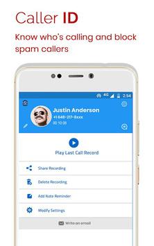 Auto Call Recorder 2019 APK screenshot 1
