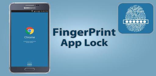 Fingerprint PassCode App Lock pc screenshot