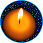 Night Candle : Ambient, relaxation radio & sounds icon