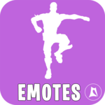 Dances from Fortnite (Emotes, Skins, Daily Shop) for pc icon