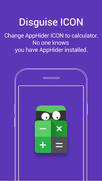 App Hider- Hide Apps Hide Photos Multiple Accounts APK screenshot 1