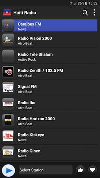Radio Haiti  2018 APK screenshot 1