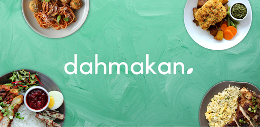 dahmakan - food delivery app pc screenshot