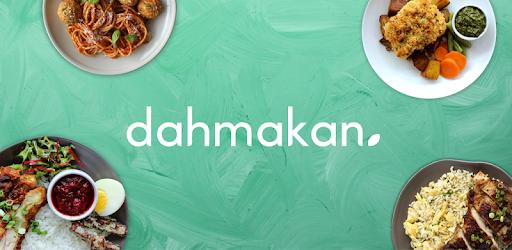 dahmakan - food delivery app pc screenshot