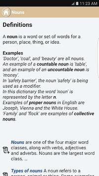 English Grammar Rule Handbooks APK screenshot 1