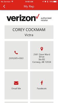 Victra Store APK screenshot 1