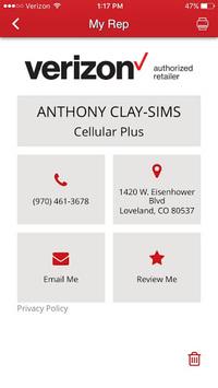 Cellular Plus APK screenshot 1
