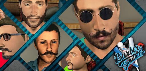 Barber Shop Mustache and Beard Styles Shaving Game pc screenshot