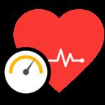 Blood Pressure Chart Log icon