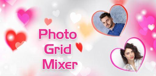 Photo Grid Mixer pc screenshot