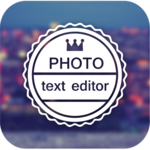 Photo Text Editor APK icon