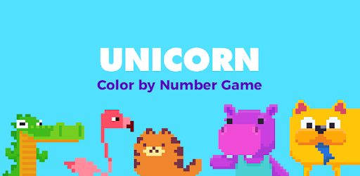 UNICORN - Color by Number Pixel Art Game pc screenshot