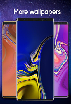 Wallpapers For Note 9 - Galaxy Note 9 Backgrounds APK screenshot 1