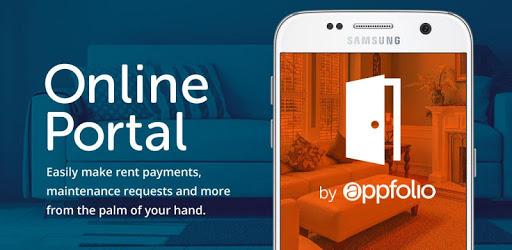 Online Portal by AppFolio pc screenshot