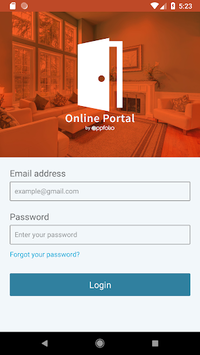 Online Portal by AppFolio APK screenshot 1