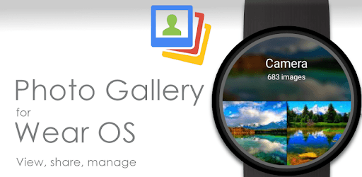 Photo Gallery for Wear OS (Android Wear) pc screenshot