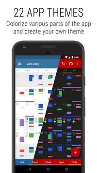 Business Calendar 2 APK screenshot 1