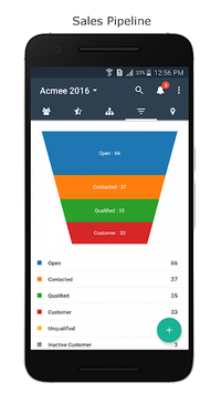HelloLeads - Sales CRM, Lead Management & Tracking APK screenshot 1
