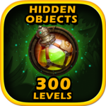 Hidden Object Games 300 Levels Free : Town Secret icon